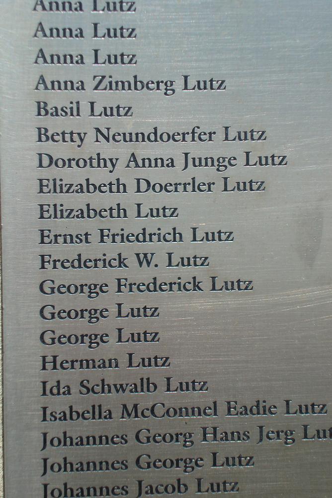 Lutz Family